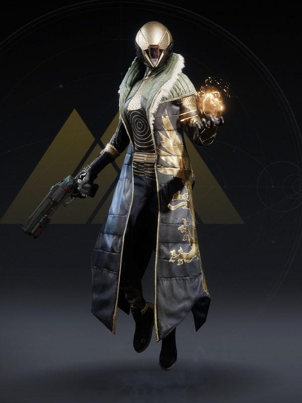 Destiny 2 Luxe Warlock female V2