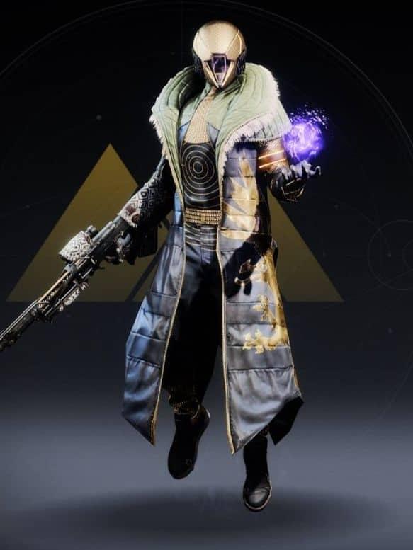 Destiny 2 Luxe Warlock male