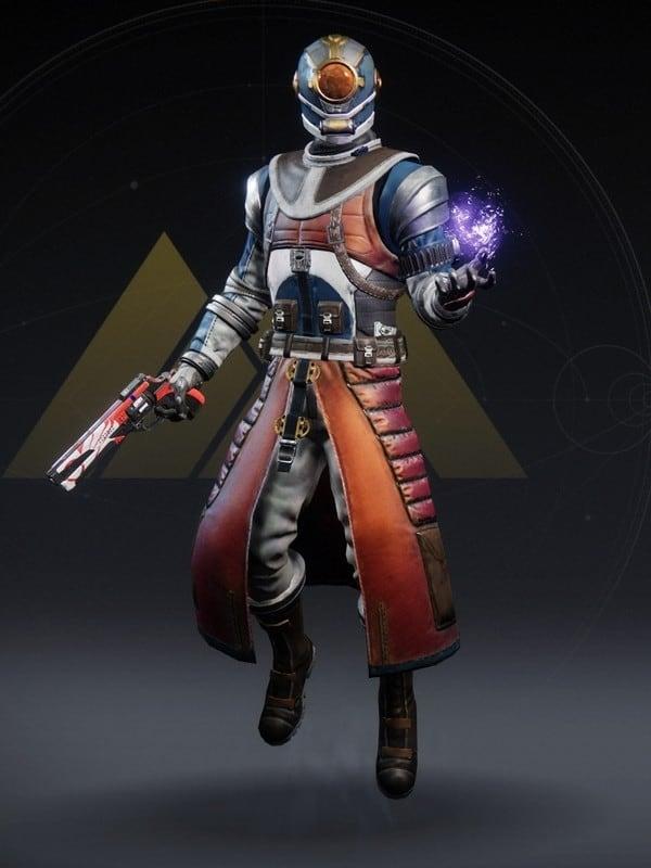 Destiny 2 Mihaylova´s set Warlock male