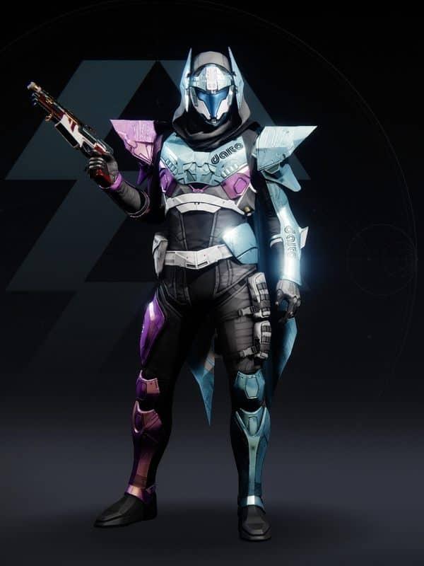 Destiny 2 Moonfang-X7 Hunter male