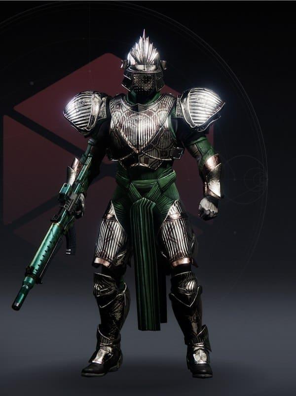 Destiny 2 Named Iron Lords Ornament Titan male