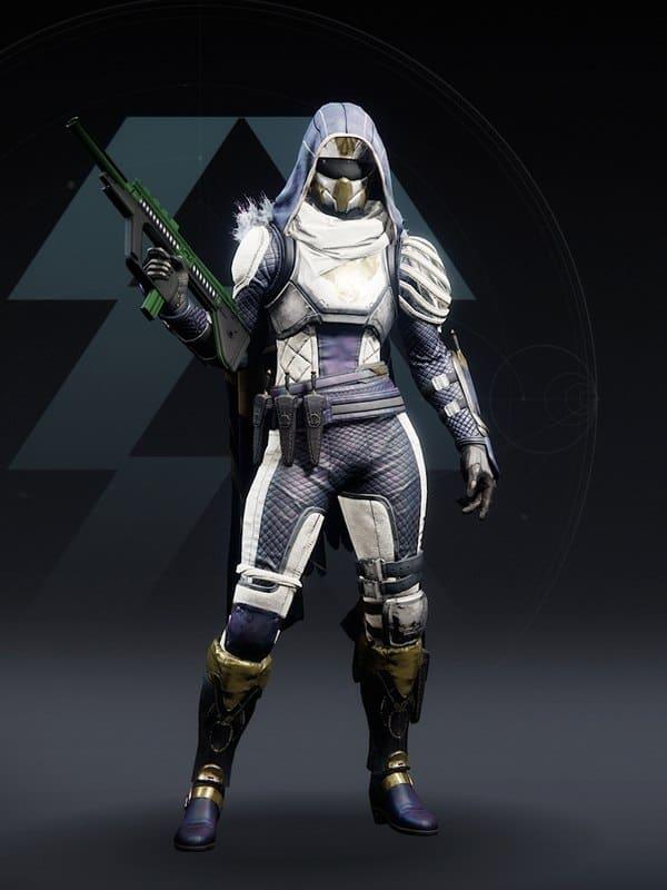 Destiny 2 Neoteric Kiyot Hunter female V2
