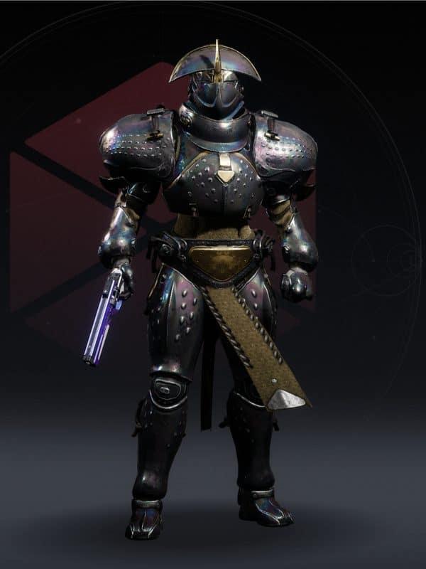 Destiny 2 Nohr Titan female