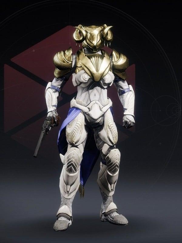 Destiny 2 Northlight Titan female