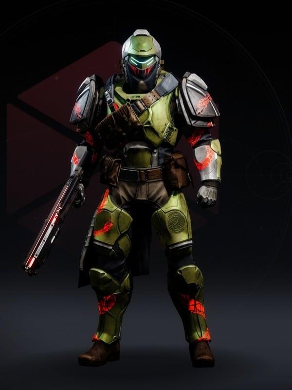 Destiny 2 Notorious Titan male