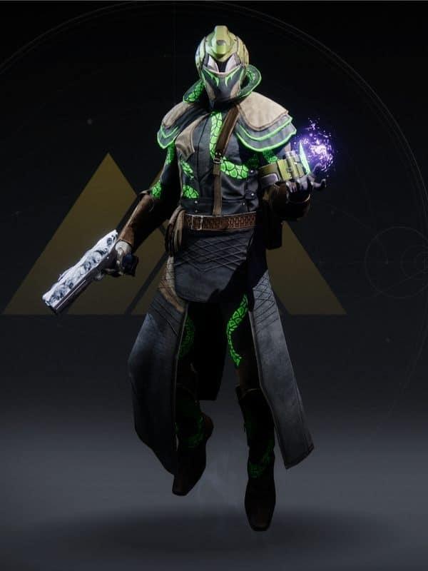 Destiny 2 Notorious Warlock male