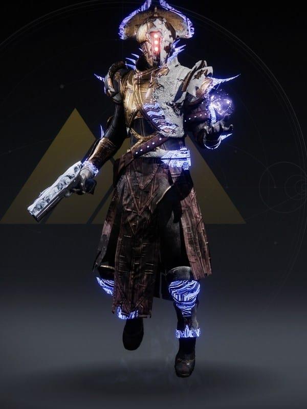 Destiny 2 Of Righteousness Warlock male