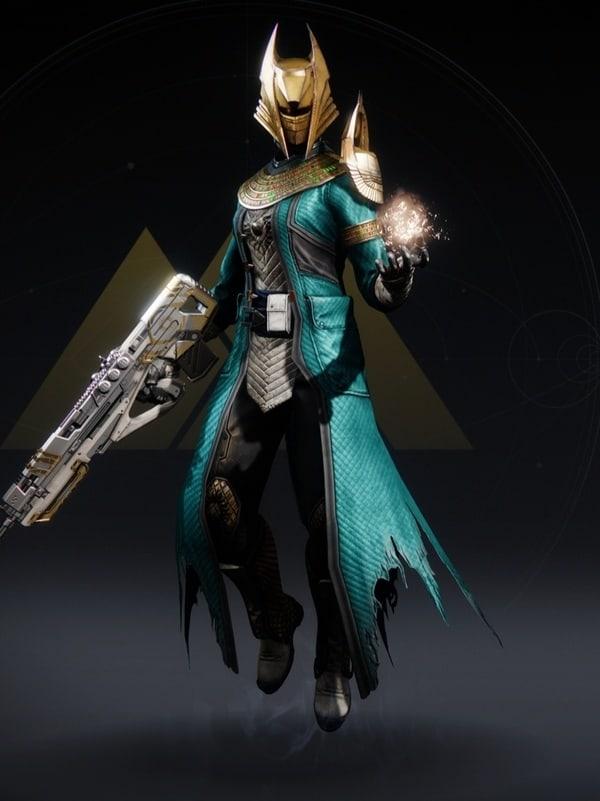 Destiny 2 Of The Exile Warlock female