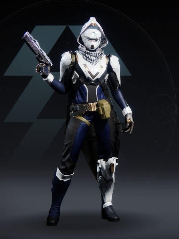Destiny 2 Omega Mechanos Hunter male v2