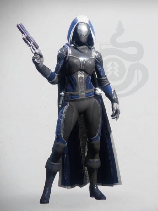 Destiny 2 Optimacy Hunter female