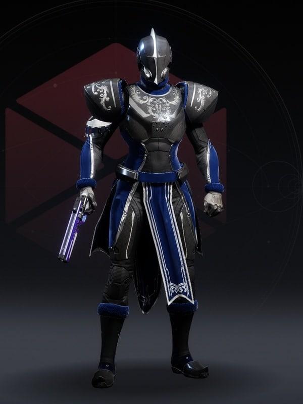 Destiny 2 Optimacy Titan female