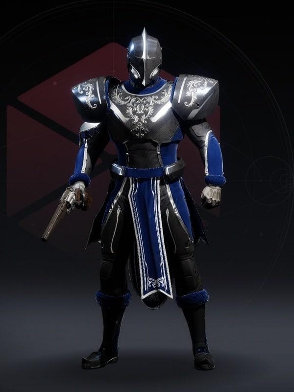 Destiny 2 Optimacy Titan male