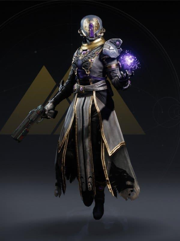 Destiny 2 Opulent Scholar Warlock female