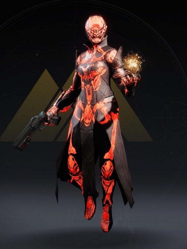 Destiny 2 Phantasmagoric Warlock female