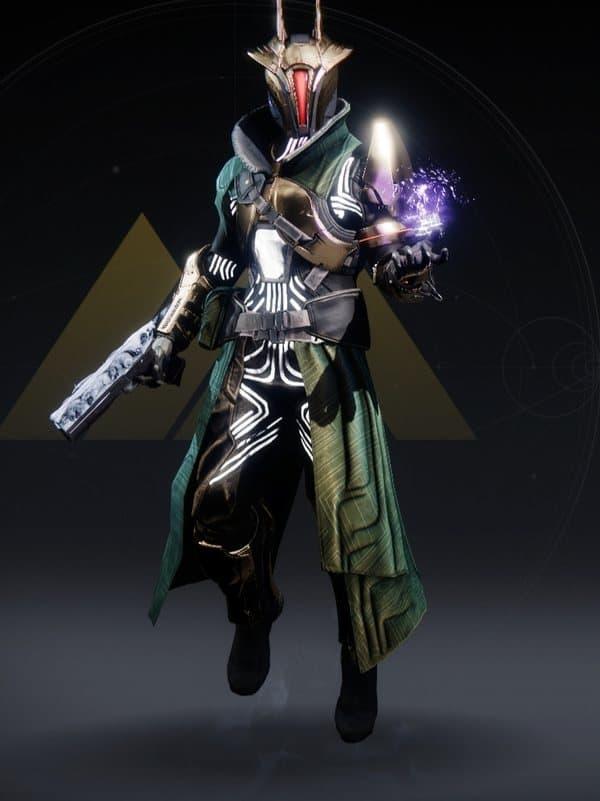 Destiny 2 Phenotype Plasticity Warlock male v2