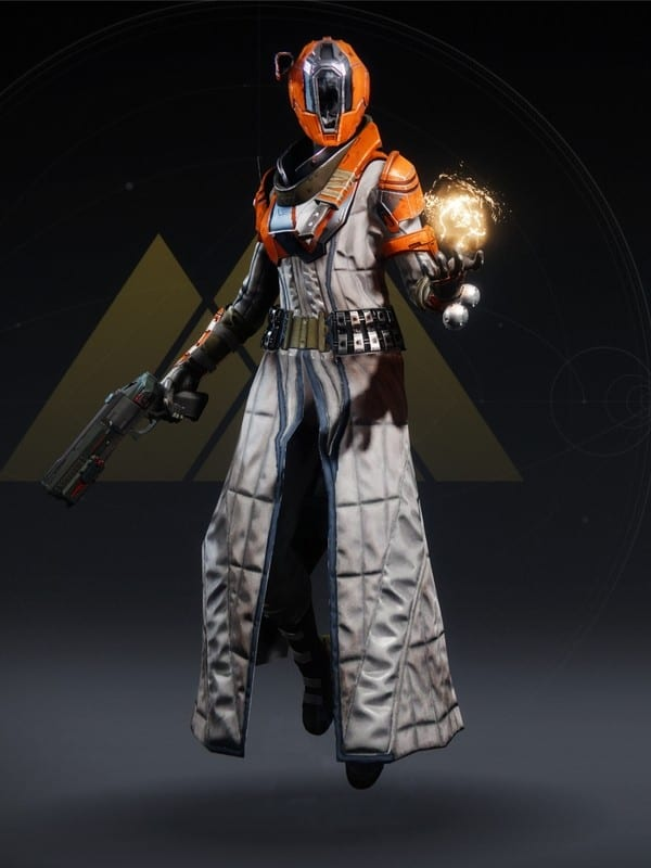 Destiny 2 Phobos Warden Warlock female