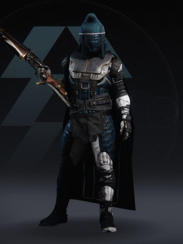 Destiny 2 Praefectus Hunter male