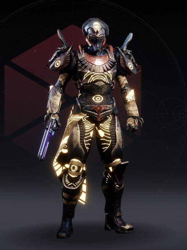 Destiny 2 Pyrrhic Ascent Titan female
