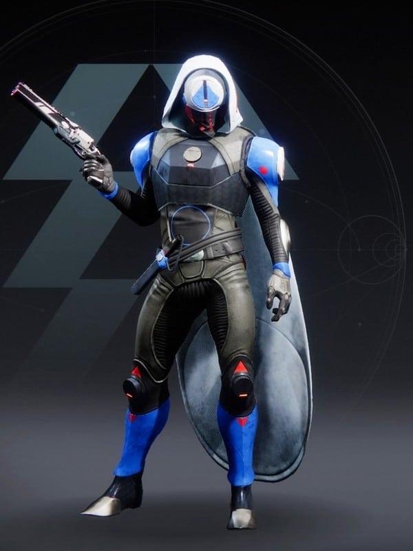 Destiny 2 Red Moon Phantom Hunter male
