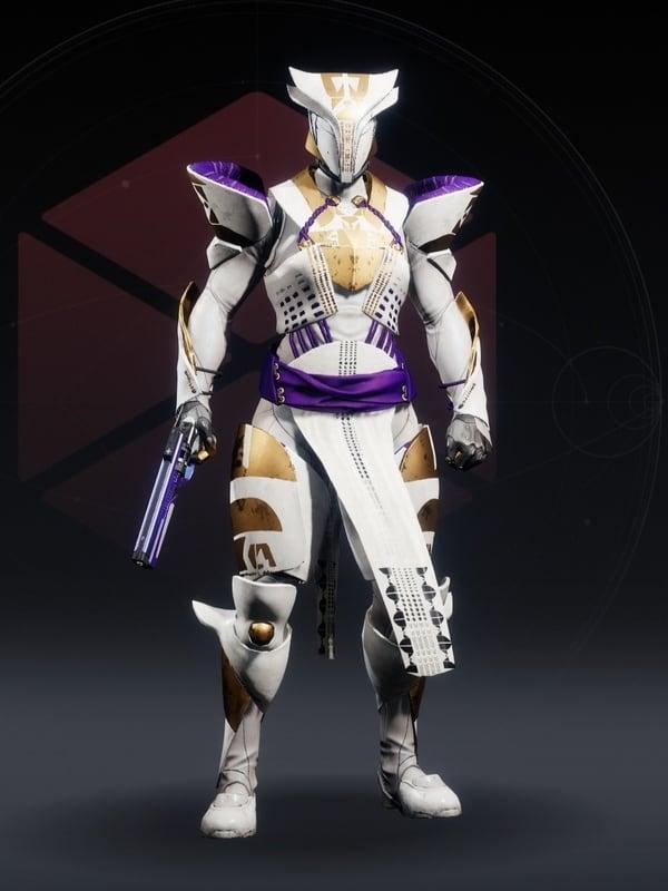 Destiny 2 Rull Titan female