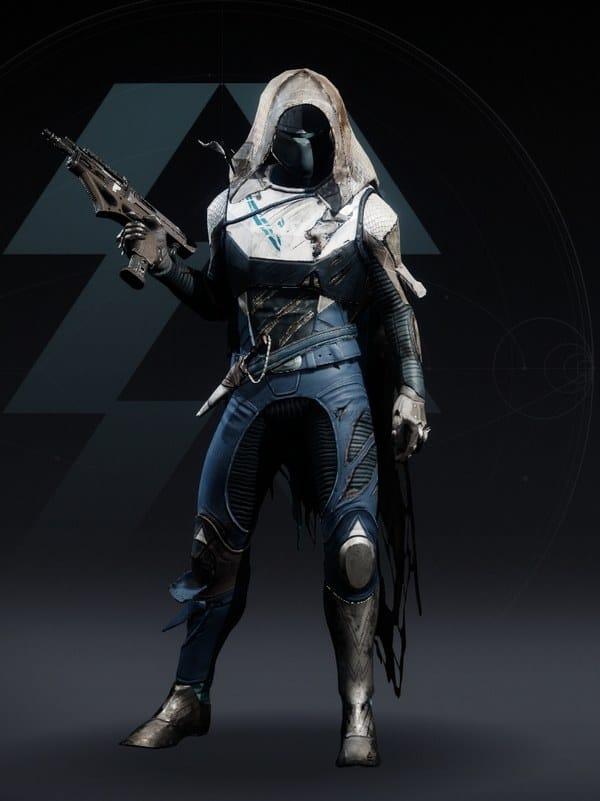 Destiny 2 Scorched Hunter male