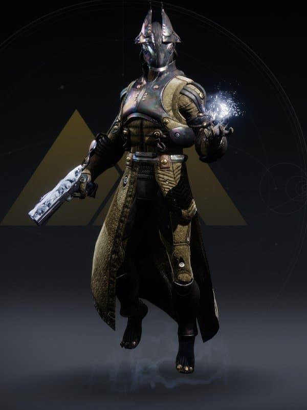 Destiny 2 Sekris Warlock male