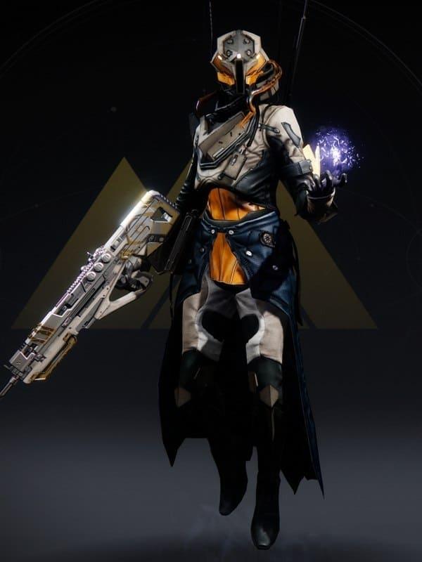 Destiny 2 Siegebreak Warlock female v2