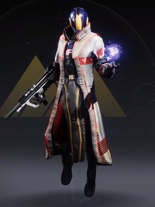 Destiny 2 Simulator Warlock male