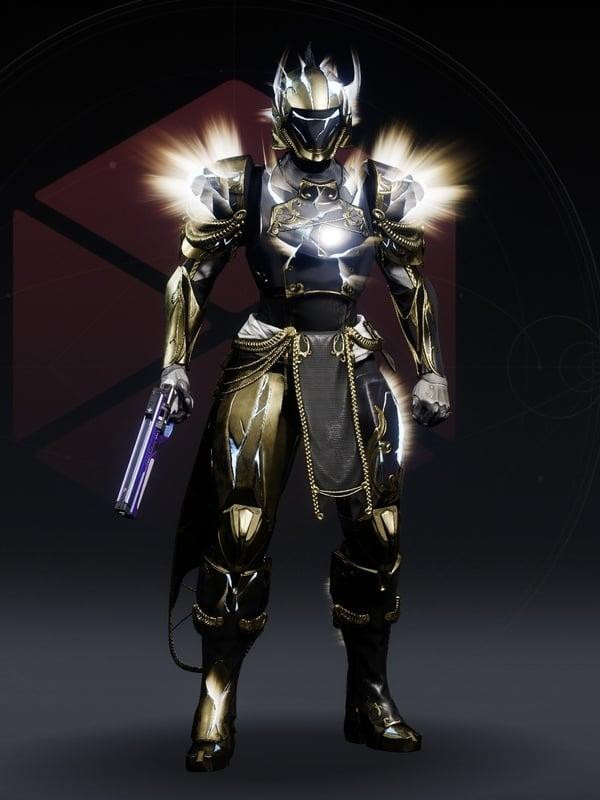 Destiny 2 Solstice Magnificent Titan female