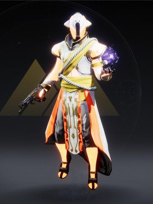 Destiny 2 Solstice Resplendent Warlock male