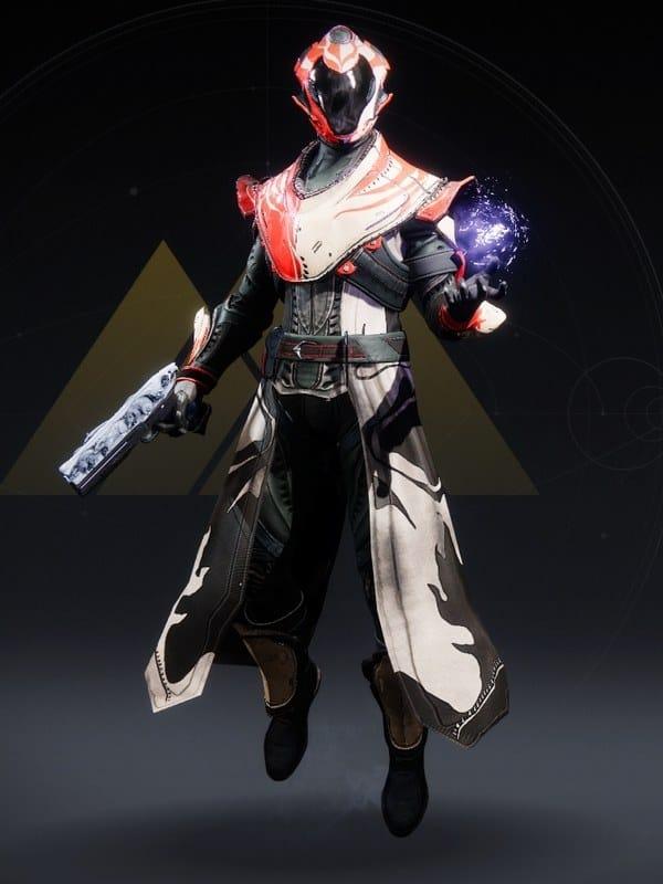 Destiny 2 Symmetrists' Set Warlock male v2