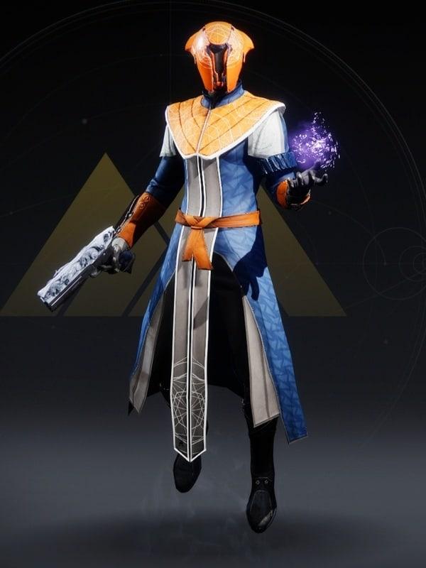 Destiny 2 Tesseract Trace Warlock male v2