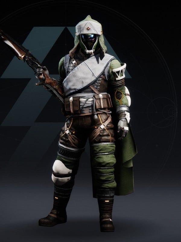 Destiny 2 Valkyrian Hunter male