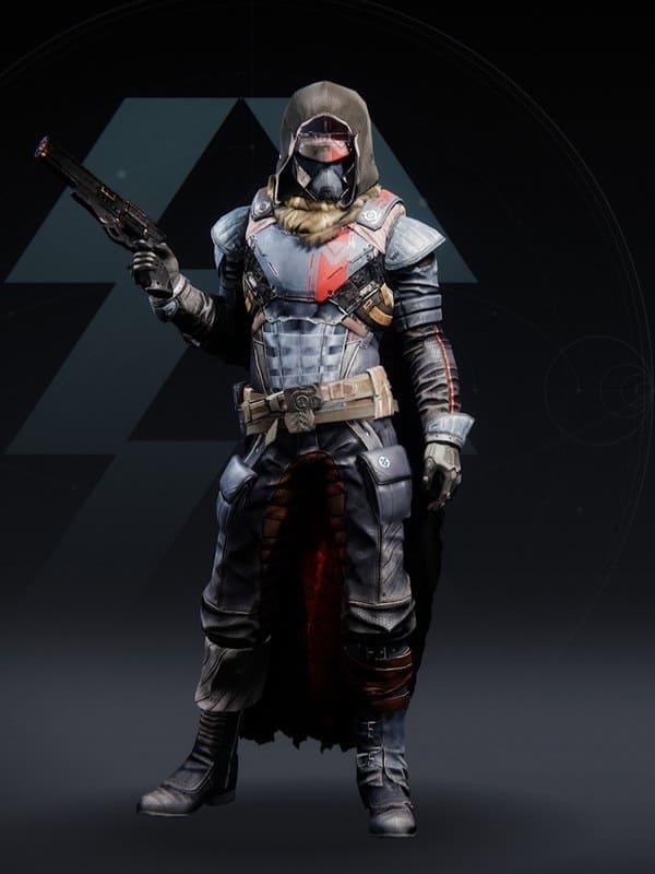Destiny 2 Vanguard Dare Hunter male v2