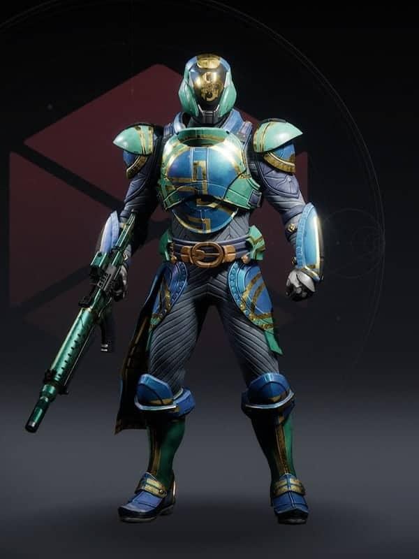 Destiny 2 Vernal Growth Titan male