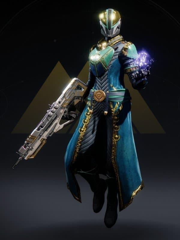 Destiny 2 Vernal Growth Warlock female
