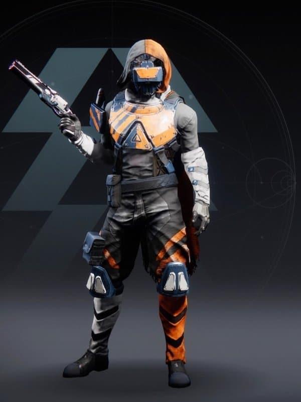 Destiny 2 Vigil of Heroes Hunter male