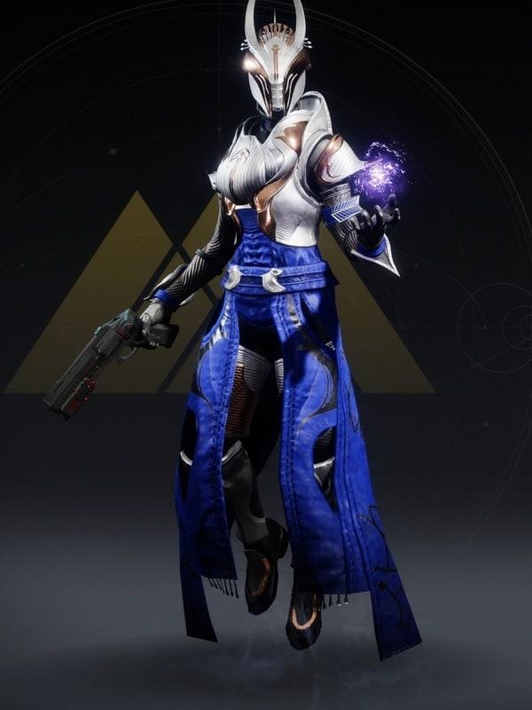 Destiny 2 Winterheart Warlock female