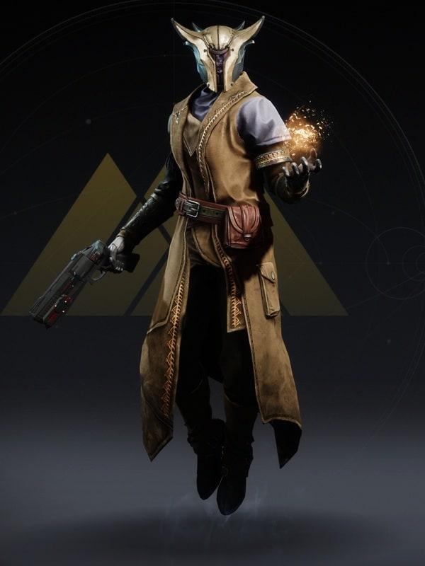 Destiny 2 Wrath Trail Warlock female