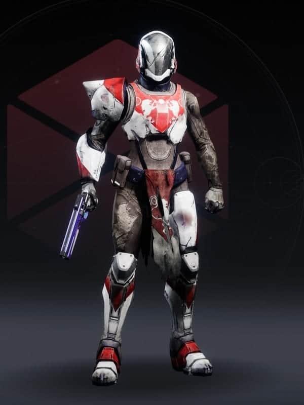 Destiny 2 Wrecked Titan female