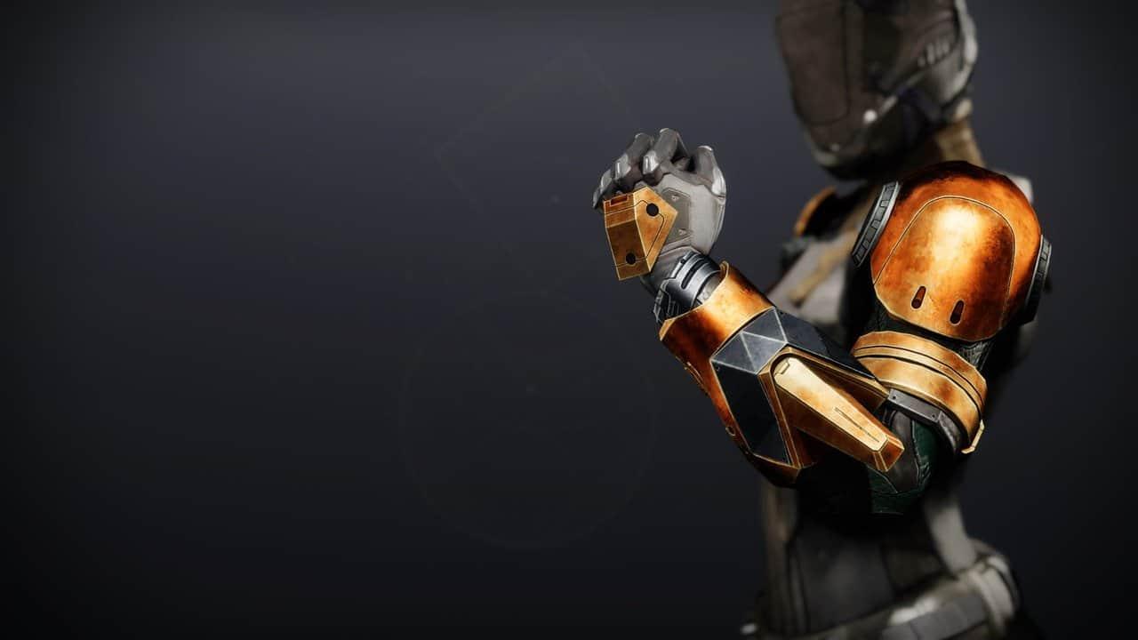 Kabr's Brazen Grips Destiny 2 featured
