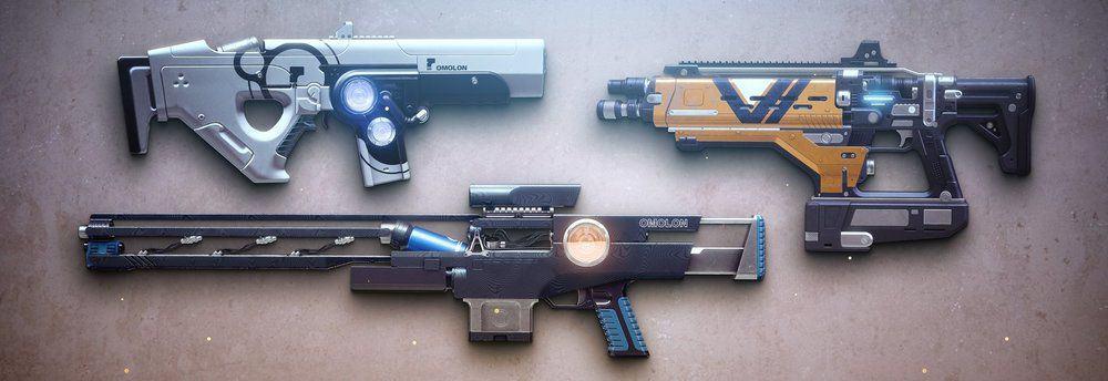 Season 14 Nighfall Ordeals weapons Destiny 2 wide