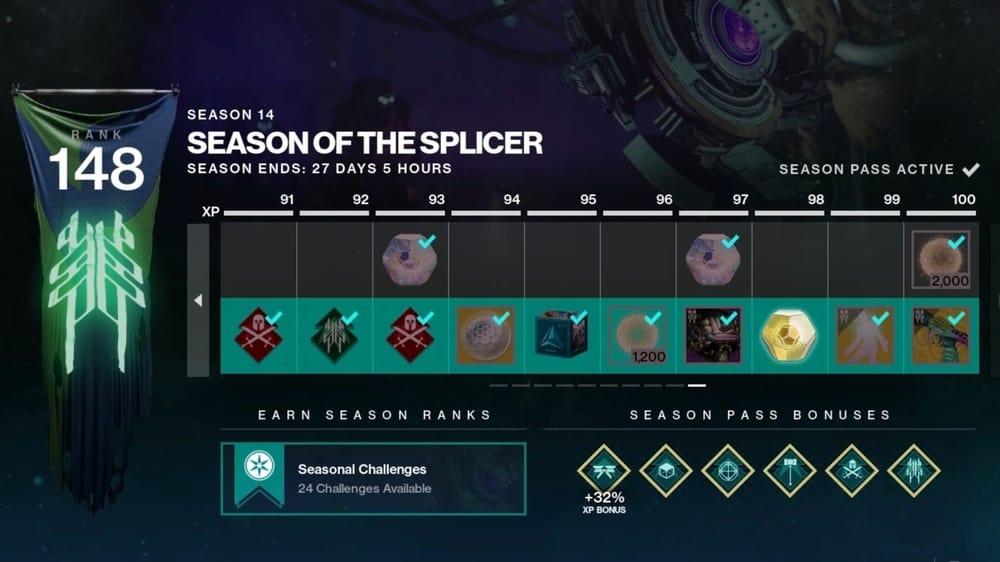 Season of the Splicer Season Pass featured