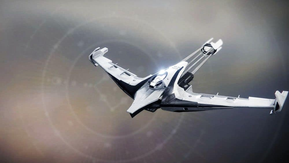 Aeviternal XXII ship Destiny 2
