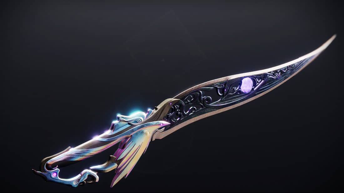 Black Talon Destiny 2 featured
