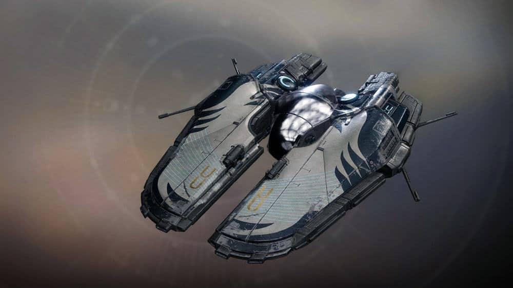 Chela-N ship Destiny 2