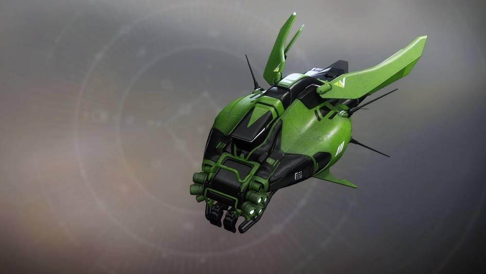 Chrysopelea-S ship Destiny 2