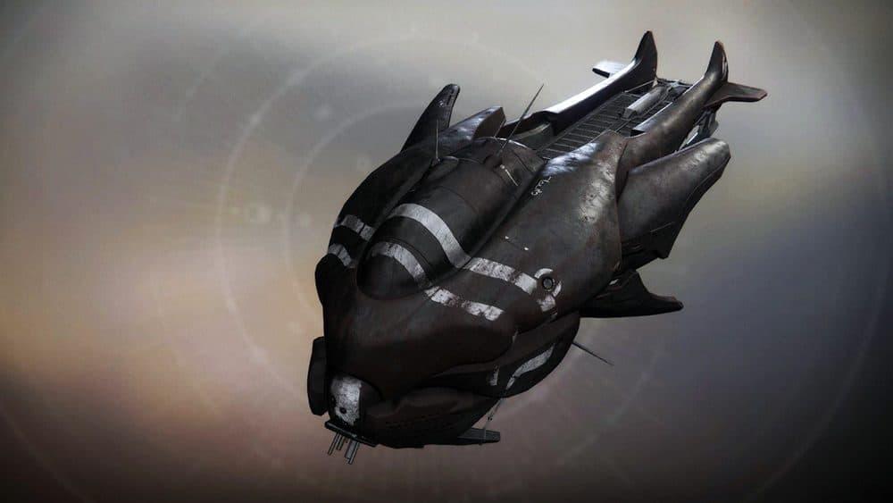 Death to Kells ship Destiny 2