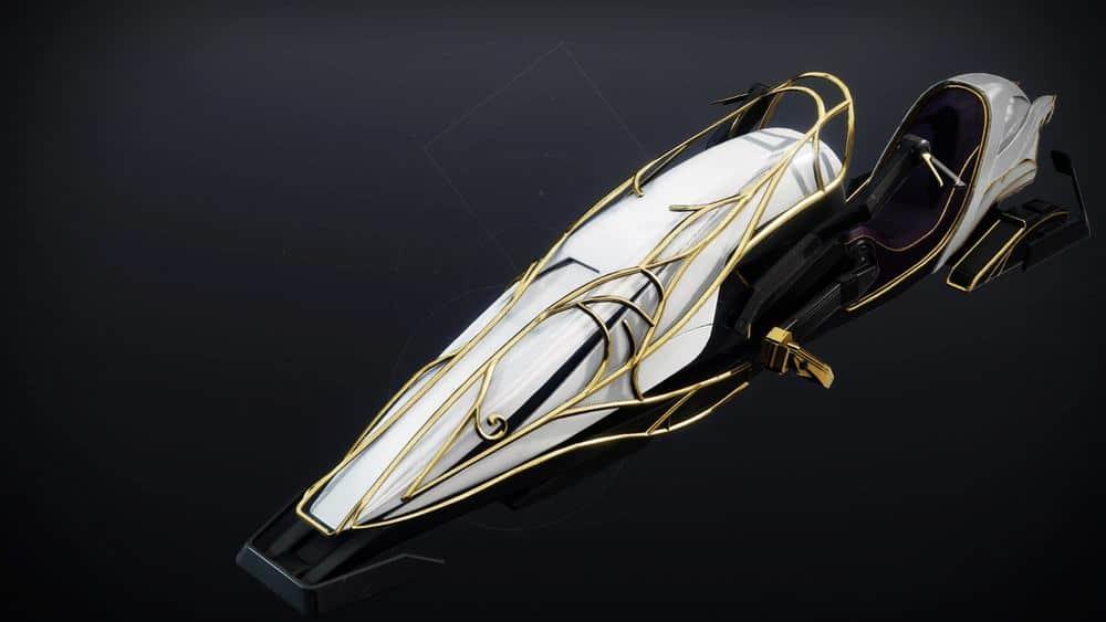 Golden Rider Destiny 2
