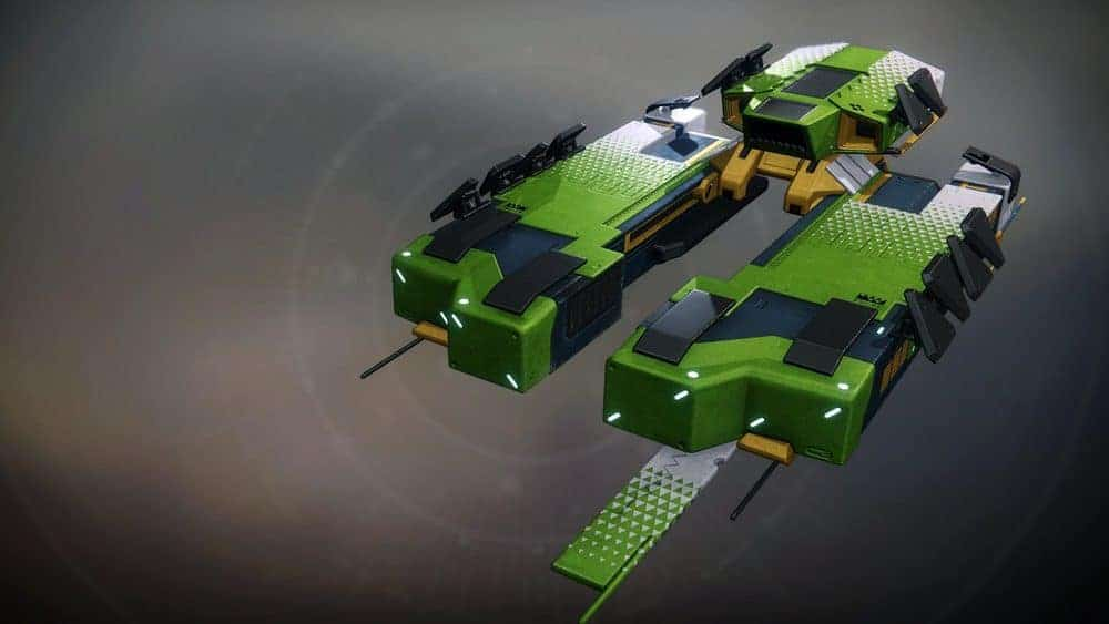 Knucklebug ship Destiny 2